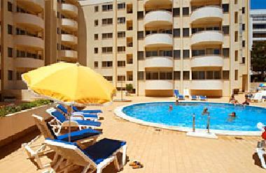 Apartamento de vacaciones portimo praia da rocha algarve vacations t1 apartment with sea - Apartamentos en lisboa vacaciones ...