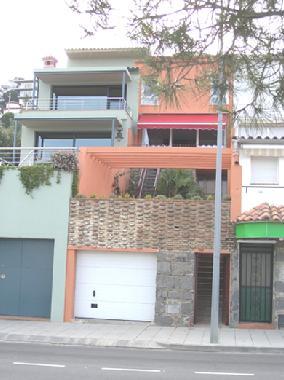 Casa de vacaciones rosas vistamar casa de vacaciones - Casas vacaciones cataluna ...