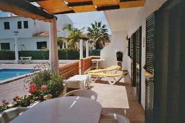 Casa de vacaciones olhos d 39 agua albufeira villa casa de - Apartamentos en lisboa vacaciones ...