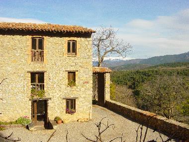 Casa de vacaciones bellver de cerdanya cal pesolet n fol - Casas vacaciones cataluna ...