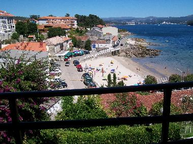 Fotos chalet samieira poio espa a holiday house opposite the beach in samieira - Buscador de apartamentos vacacionales ...