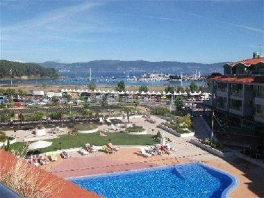 Apartamento de vacaciones portonovo atico apartamento de vacaciones espaa apartamento de - Apartamentos en portonovo ...