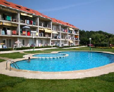 Apartamento de vacaciones portonovo sanxenxo duplex fonti a apartamento de vacaciones espa a - Apartamentos en portonovo con piscina ...