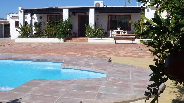 Fotos casa de vacaciones lantejuela espa a villa libula - Paginas para alquilar apartamentos vacaciones ...