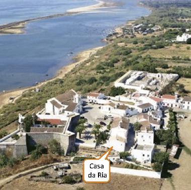 Fotos casa de vacaciones cacela velha portugal casa da ria - Paginas para alquilar apartamentos vacaciones ...