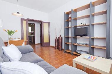 Apartamento de vacaciones barcelone bel appartement de - Apartamentos en barcelona vacaciones ...