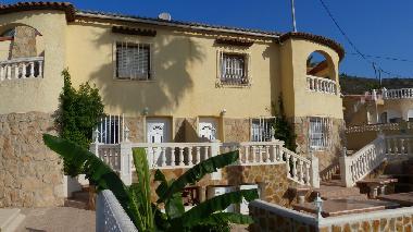 Casa de vacaciones calpe villa romeo last minute preise casa de vacaciones espa a casa de - Casas de vacaciones en alicante ...