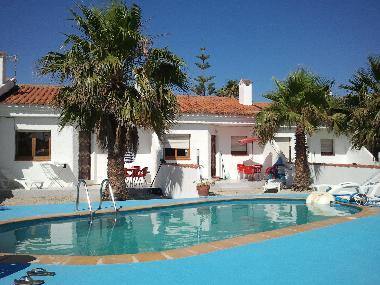 Casa de vacaciones deltebre riumar las palmeras casa de - Casas vacaciones cataluna ...