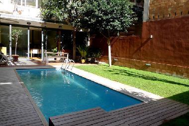 Apartamento de vacaciones barcelona oasis apartment with - Apartamento barcelona vacaciones ...
