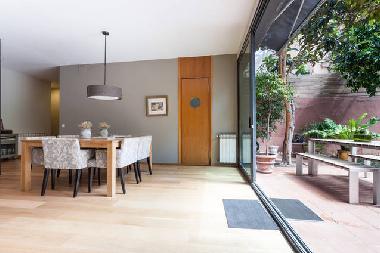 Apartamento de vacaciones barcelona oasis apartment with private pool apartamento de vacaciones - Apartamentos de vacaciones en barcelona ...