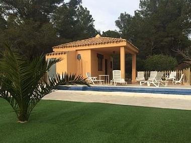 Casa de vacaciones sant jordi d 39 alfama l 39 ametlla de mar - Casas vacaciones cataluna ...