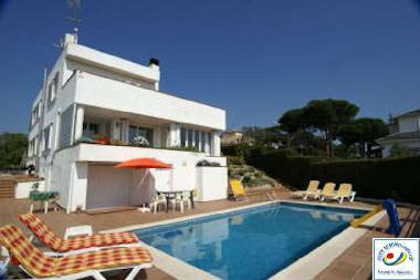 Casa de vacaciones blanes ferienvilla 10 personen privat - Casas vacaciones cataluna ...